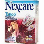 Hannah Montana Tattoo bandages