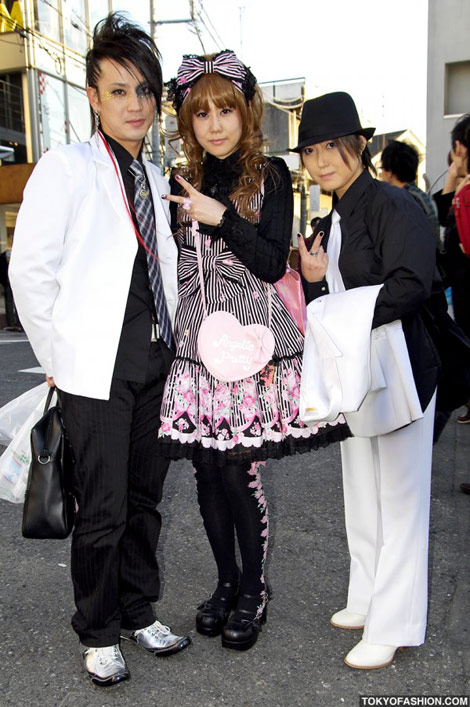 Harajuku Boy and Girls