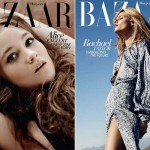 Harper s Bazaar Australia April 2011 covers