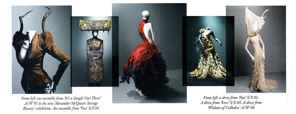 Harper s Bazaar UK May 2011 McQueen 1