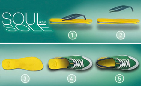 Havaianas Soul In The Sole Collection