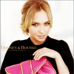 Hayden Panettiere Dooney and Bourke ad campaign