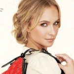 Hayden Panettiere Dooney and Bourke ad campaign 4