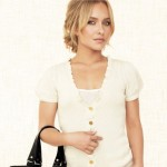 Hayden Panettiere Dooney and Bourke ad campaign 5