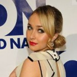Hayden Panettiere's Outfit for New Year New Old Navy Celebration