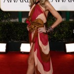 Heidi Klum Seal Golden Globes 2011 2