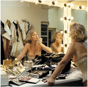 Helen Mirren by Lord Snowdon 1995 Vanity Fair