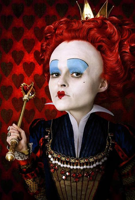 Johnny Depp Is The Mad Hatter From Tim Burton&#8217;s Wonderland!