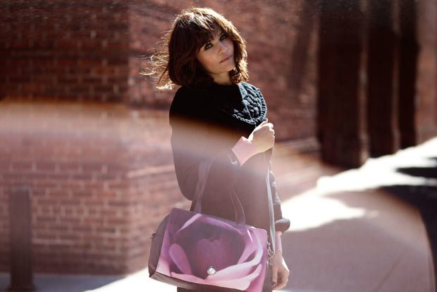 Helena Christensen Fall Fashion Projects: Kipling Bags And Pirelli Calendar