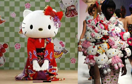 Hello Kitty Vogue Nippon
