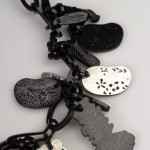 Hello Puppet Jewelry Niza Huang black necklace