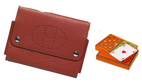 Hermes cards holder
