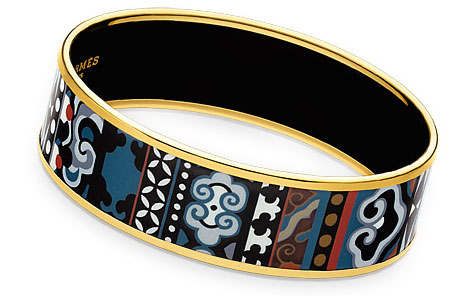 Would You Pay $510 For Hermes Enamel Bracelet?