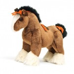 Hermes for children Plush horse