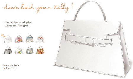 Hermès Kelly Bag – Do It Yourself!