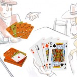 Hermes playing cards