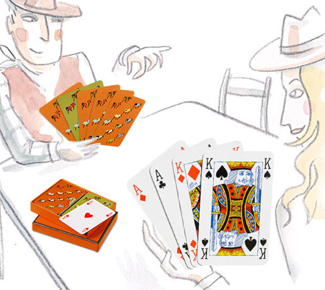 Play Some Hermès Cards!
