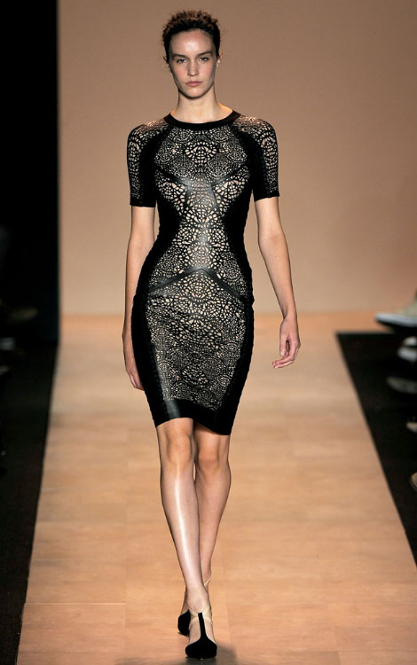 Herve Leger Spring 2011