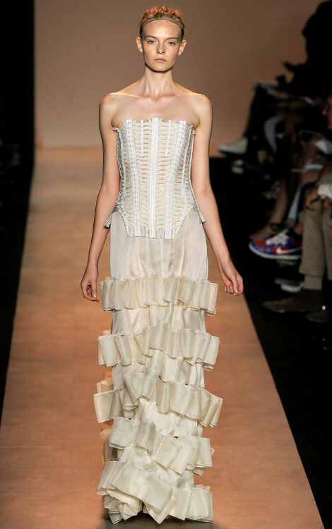 Herve Leger Spring Summer 2011 collection