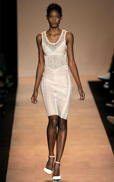 Herve Leger By Max Azria Spring Summer 2011 Collection