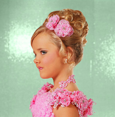 Beauty Pageants for 8 Year Old Girls Hairstyles