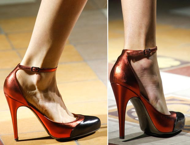 high heels for Spring Lanvin SS14
