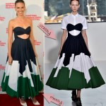 Hilary Swank Cropped Fashion Disaster For Homesman