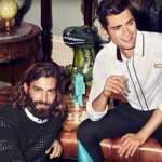 HM Holidays 2013 campaign men