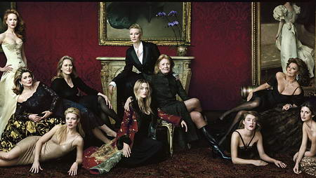 Hollywood Cover by Annie Leibovitz for Vanity Fair