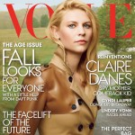 Homeland Claire Danes Vogue August 2013