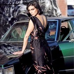 Homeland s Morena Baccarin Vanity Fair Italy Pictorial