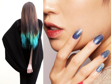 Hottest trends Ombre