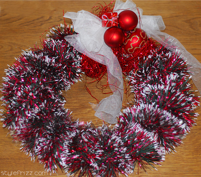 How to Christmas wreath at home Stylefrizz