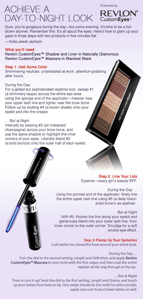 How To Day to Night Makeup Revlon