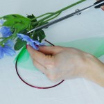 how to diy spring headband
