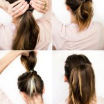 How to do your own bridal bun