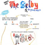 How to get the Selby in your place