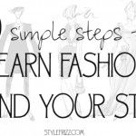 Learn Fashion In 10 Simple Steps!