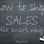 How To Shop Sales The Smart Way!