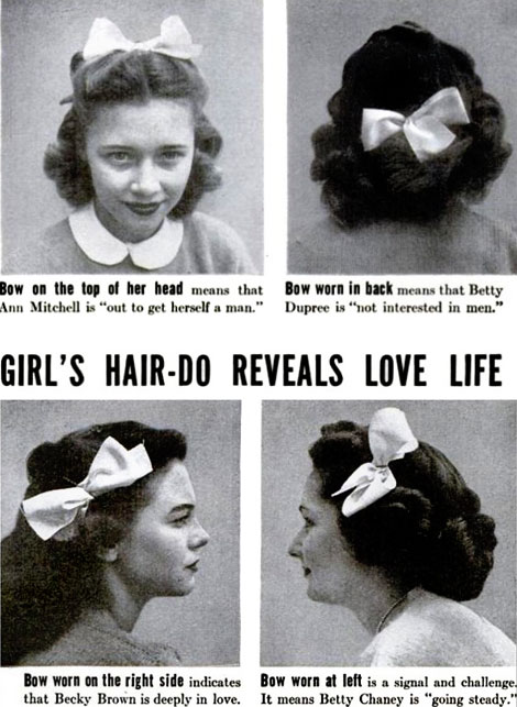What Your Hair Bow Says About You!