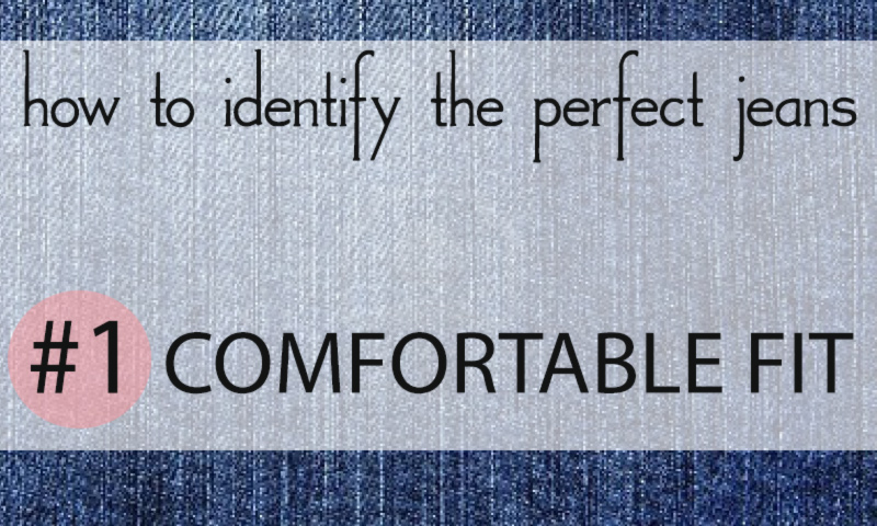 how to identify the perfect jeans for your fit