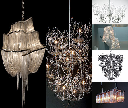 unusual chandeliers