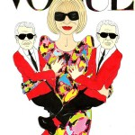 Humor Chic Vogue Anna Wintour