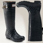 Hunter by Jimmy Choo rubber boots