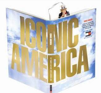Iconic America by Tommy Hilfiger cover