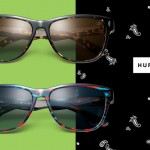 Hip Sunglasses from IVI and HUF