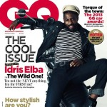 Idris Elba GQ March 2013 cover