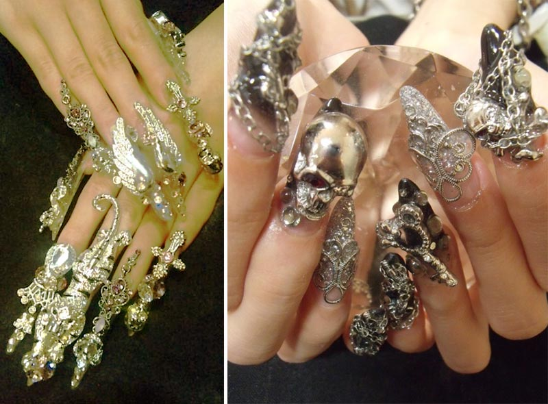 impressive nails jewelry - StyleFrizz | Photo Gallery