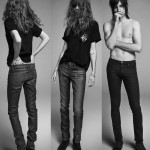 Inez and Vinoodh Frame denim collection