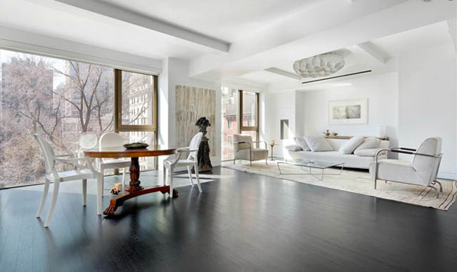 inside Karl Lagerfeld s home New York